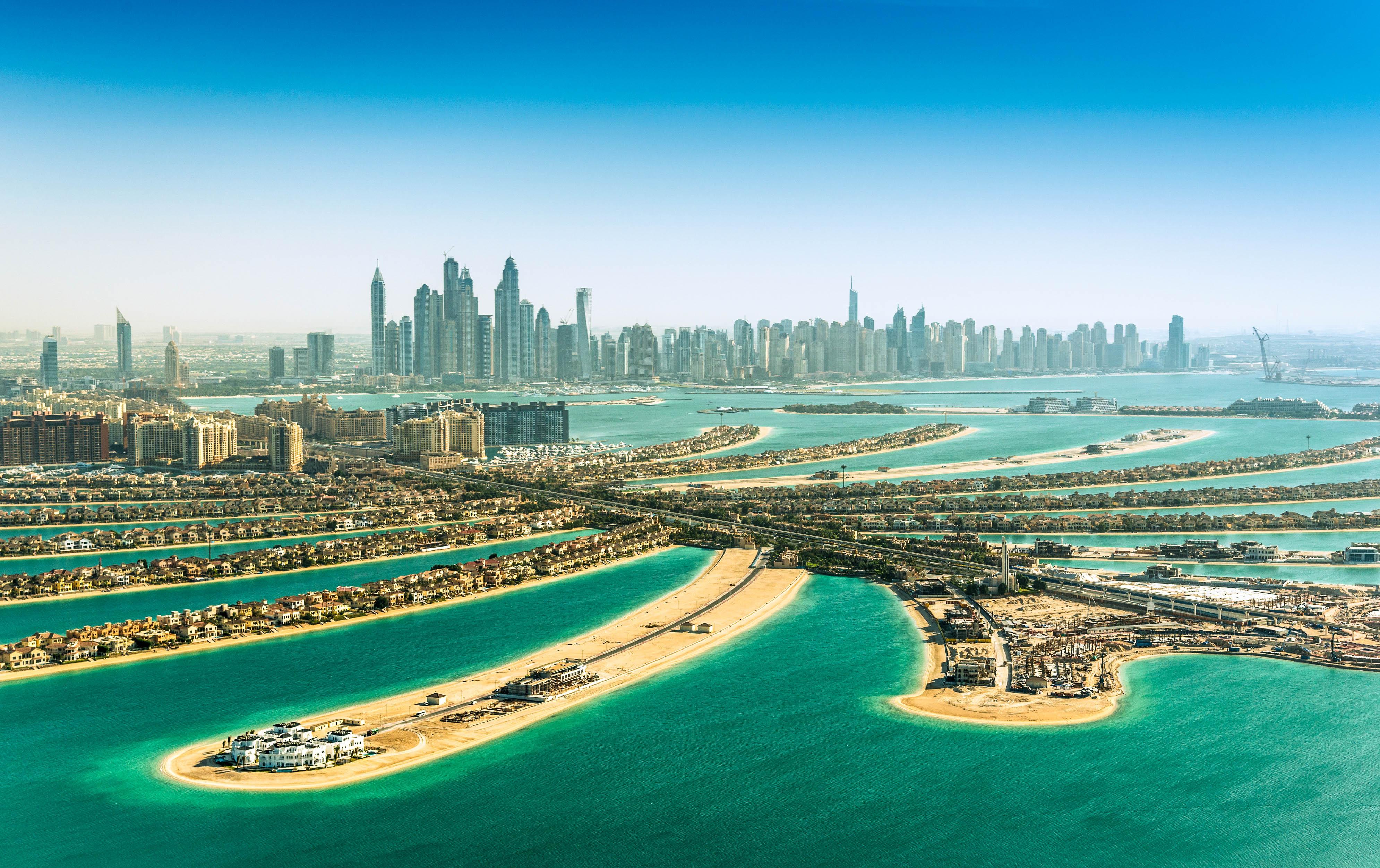 cidades sustentáveis - Dubai