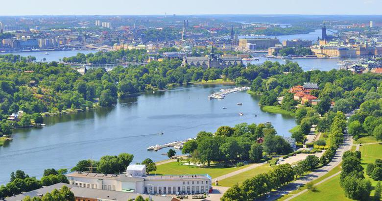 cidades sustentáveis - estocolmo