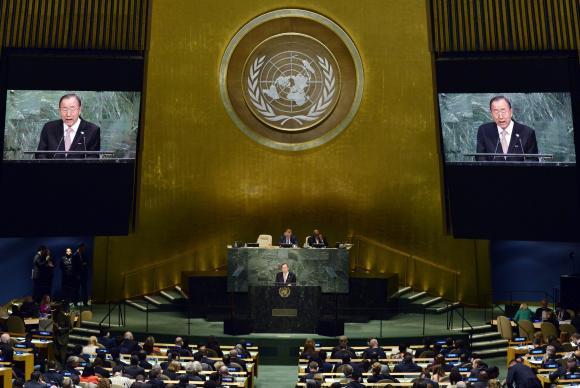 Agenda 2030 - Reunião da Cúpula das Nações Unidas para o Desenvolvimento Sustentável
